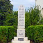 Památník obětí 1. světové války